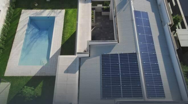 impianto energia solare evolvere