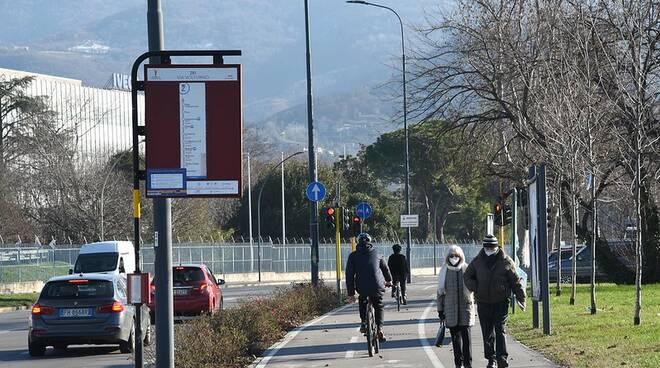 Ciclabile Brescia