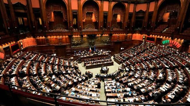 montecitorio parlamento