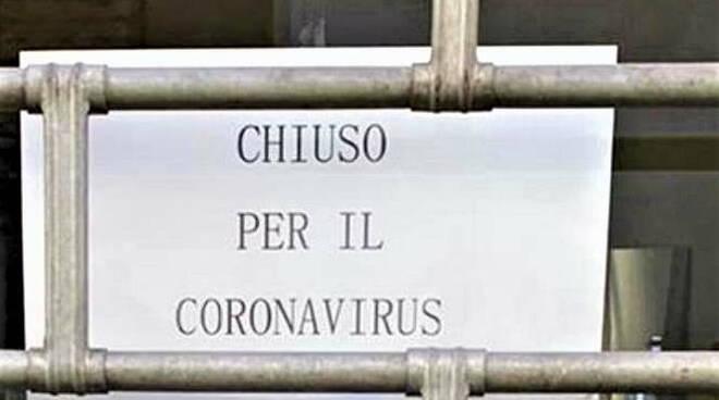 negozio covid coronavirus commercio