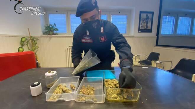 operazione Montecampione contro lo spaccio di coca emarijuana