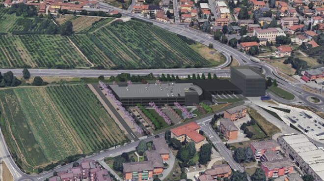 parcheggio Prealpino metro