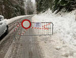 Pericolo valanghe chiusa strada verso Montecampione 1800 15 famiglie evacuate