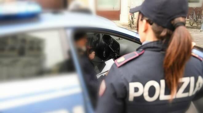 polizia di Brescia