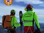 ricerche a bienno del soccorso alpino