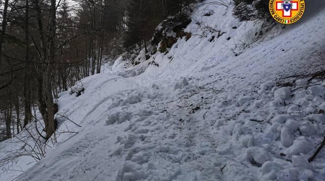 Soccorso Alpino Cnsas monte Varano Angolo Presolana