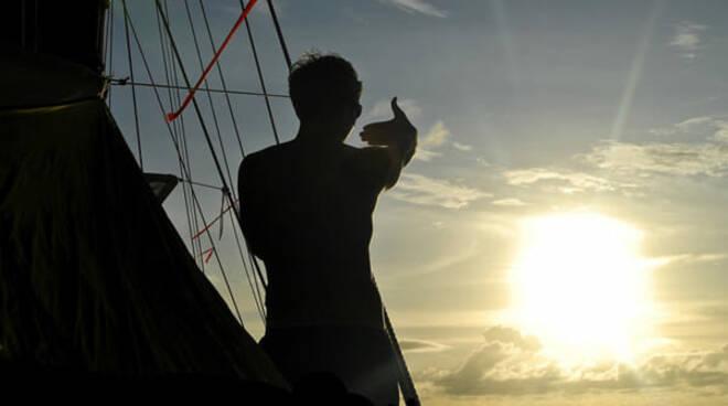 sole barca vela