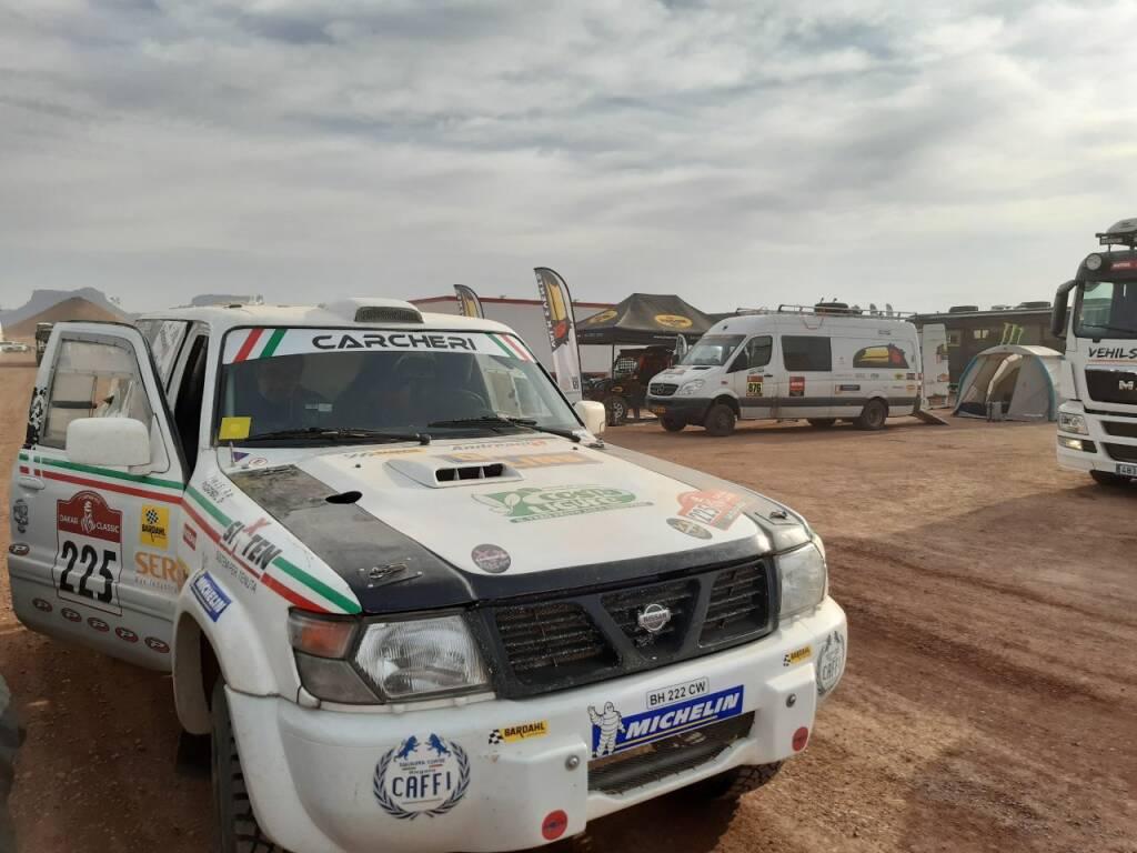 Squadra Corse Angelo Caffi Dakar 2021