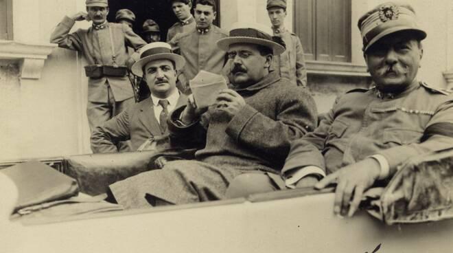 Ugo Da Como Prima Guerra Mondiale
