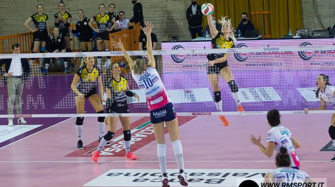 volley Brescia Novara