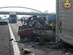 A22 imprenditore 60enne residente a Gardone Vt muore in incidente stradale