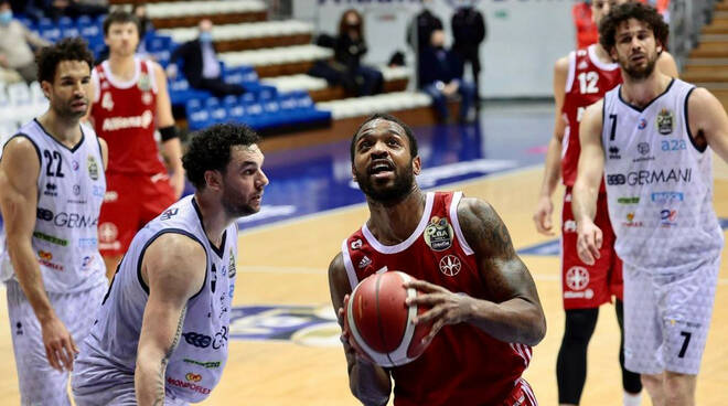 Basket Trieste Brescia