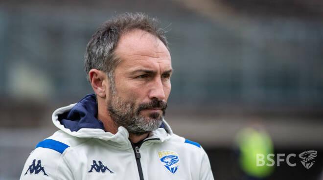 Brescia calcio altro ribaltone esonerato Davide Dionigi