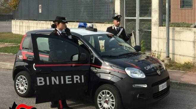 carabinieri leno