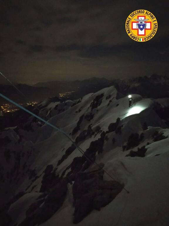 Cnsas soccorso alpino Presolana