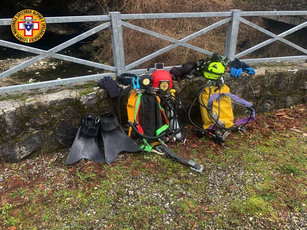 Cnsas soccorso alpino speleologico speleologia