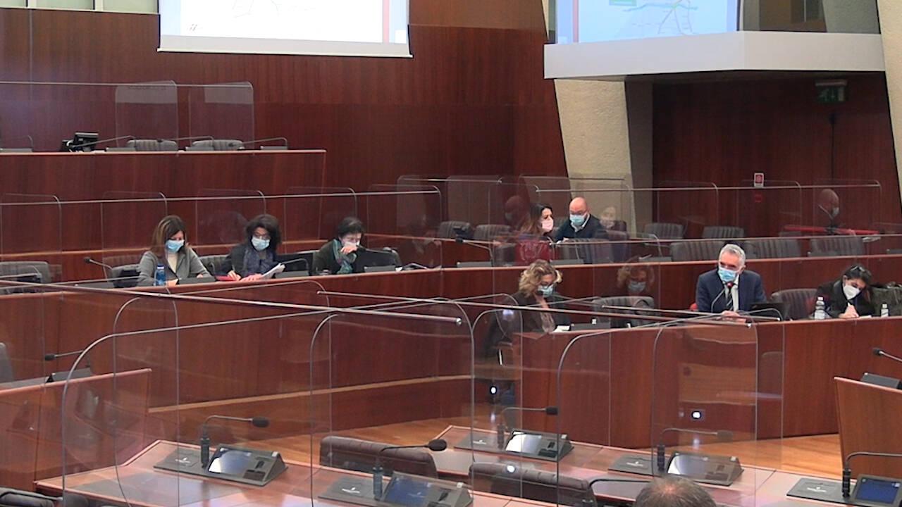 commissione ferrovia Brescia-Montichiari