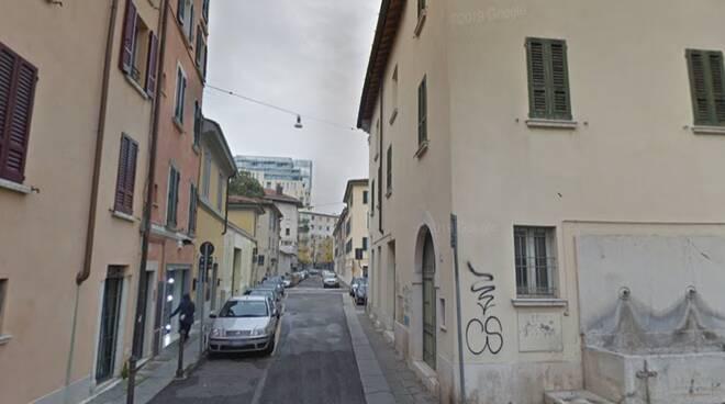 contrada della Mansione Brescia