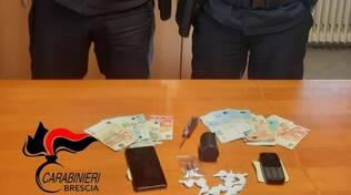 droga carabinieri orzinuovi