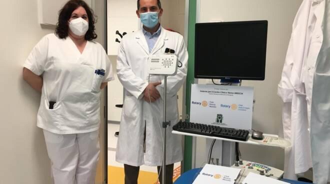 encefalografo centro Nemo Brescia Gussago