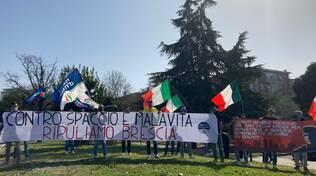 Fratelli d'Italia presidio Parco Gallo