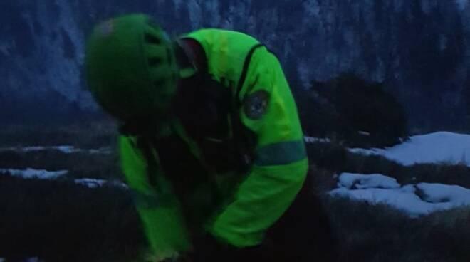 Guglielmo soccorso alpino