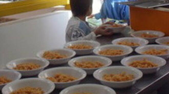mensa mense spreco alimentari cibo