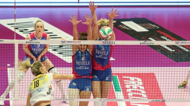 Monza Millenium Brescia volley