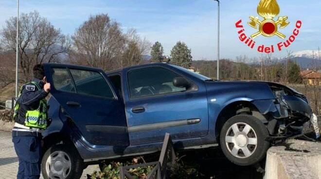Porte Franche incidente