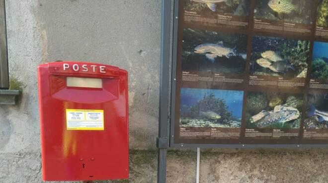 Poste italiane cassetta Monte Isola