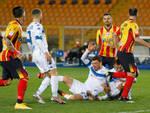 Serie B Brescia acciuffa il pari nel recupero contro il Lecce