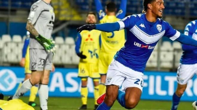Serie B Brescia batte il Chievo 1 0 Prima vittoria anno