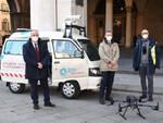 Teleriscaldamento a Brescia A2a controlla anche con il drone