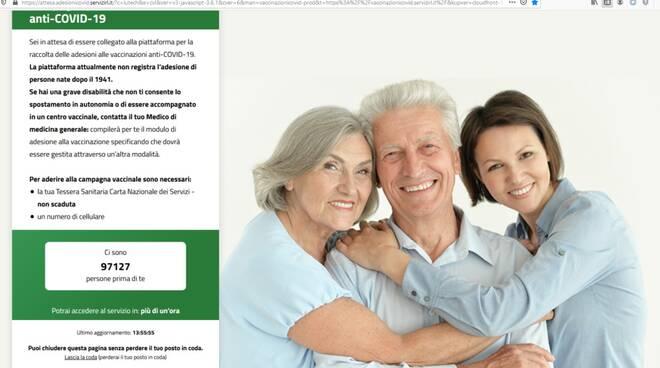 vaccini anticovid anziani