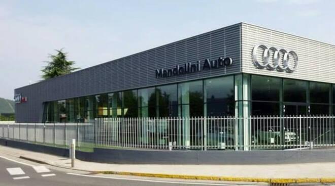 Vendita auto a Brescia concessionaria Mandolini al Gruppo Bossoni
