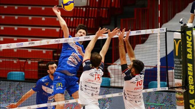 Volley Atlantide Brescia Bergamo a2