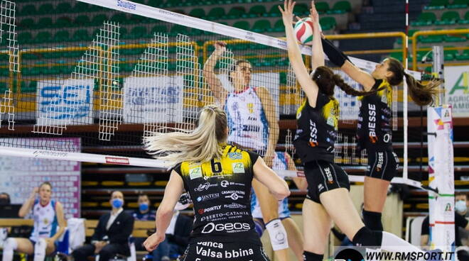 Volley Millenium Brescia Scandicci