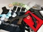 armi droga Polizia Locale