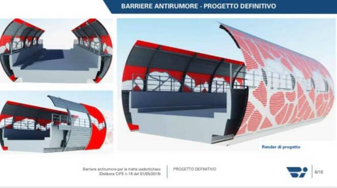Brescia barriere anti-rumore e via Bazoli così si rinnova Sanpolino