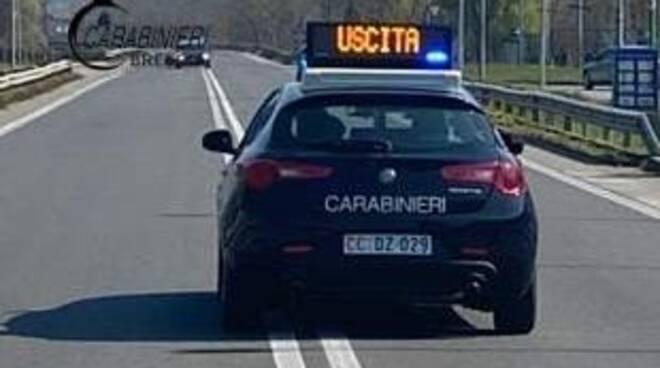 carabinieri Pian Camuno