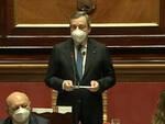 Coronavirus Draghi in Parlamento striglia le regioni e vuole riaprire le scuole