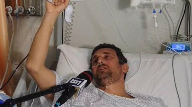 Coronavirus ricoverato ex campione di nuoto bresciano Giorgio Lamberti