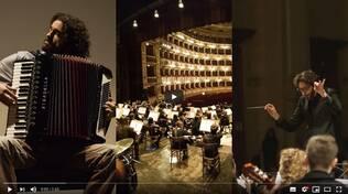 Di teatro e d'orchestra (anteprima) sette piccoli film e un lungometraggio