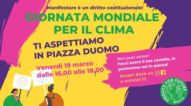 Fridays For Future Brescia