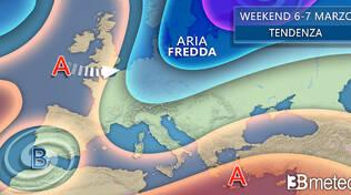 meteo 5-7 marzo