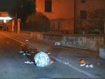 Montichiari in azione scorribande di vandali e ladri in una sera