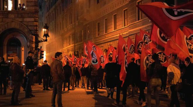 neofascismo fascisti