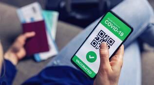 Passaporto Vaccinale Digital Green Certificate