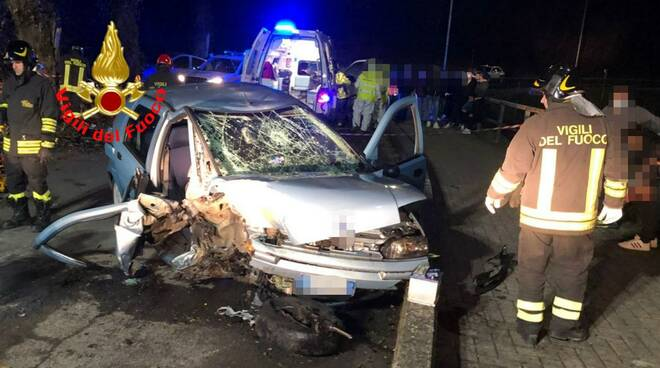 Pian Camuno incidente