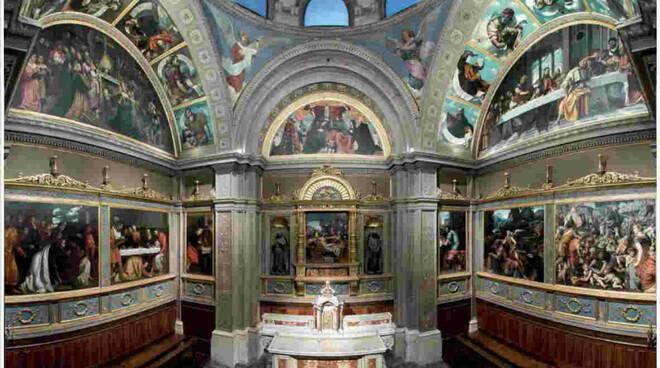 San Giovanni Evangelista Brescia